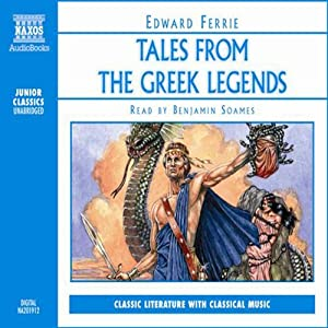 Tales from the Greek Legends | [Edward Ferrie]