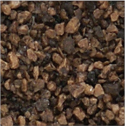 WOODLAND SCENICS B85 Ballast Coarse Dark Brown WOOU1485