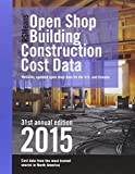 img - for RSMeans Open Shop Building Construction Cost Data 2015 (Rsmeans Open Shop Bccd) book / textbook / text book