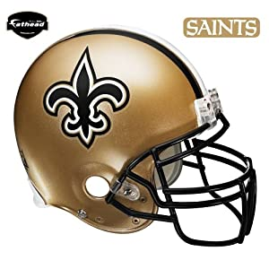 Fathead New Orleans Saints Helmet Wall Decal by Fathead