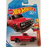 Hot Wheels 2018 50th Anniversary HW Hot Trucks Mazda Repu 83/365, Red