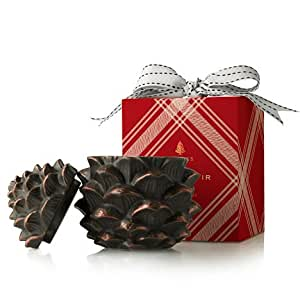Thymes Frasier Fir Pinecone Candle - 4.25 oz