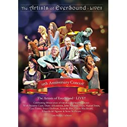 Artists of Eversound Live