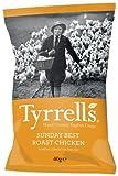 Tyrrells Sunday Best Roast Chicken 40 g (Pack of 6)