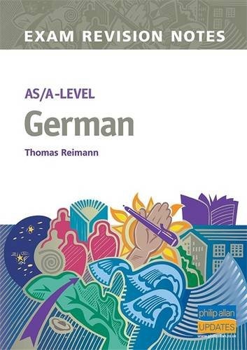 AS/A-Level German Exam Revision Notes