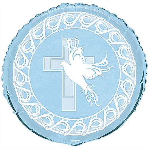 18-foil-blue-dove-cross-christening-balloon