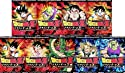 Dragon Ball Dragonball Z Vegeta Saga 1 + 2 Complete Collection DVD Bundle 9 Pack(Dragon Ball Z Vegata Saga 1 Vol 1 Saiyan Showdown, Vol 2 Piccolo's Plan, Vol 3 Into the Wild, Vol 4 Gohan's Trials, Vol 5 Goku Held Hostage, Vol 6 Doomed Heroes, Vol 7 Back from Death + Vegata Saga 2 Vol 1 Saiyan Invasion, Vol 2 Ultimate Sacrifice)