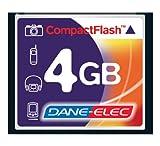 Canon Powershot A40 Digital Camera Memory Card 4GB CompactFlash Memory Card