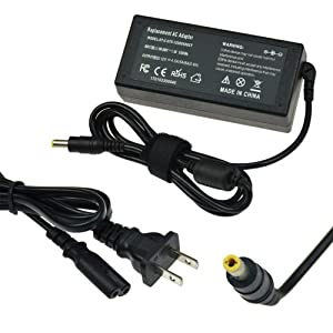 Intocircuit LCD 60W 12V 5A Adapter Charger for Benq LCD Monitors: FP2081,FP450,FP547,FP553,FP557,FP563,FP567,FP581,FP581,FP591,FP731