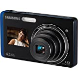 Samsung TL220 12.2MP Dig Camera 4.6X Opt 3 In LCD Blue