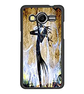 PrintDhaba Abstract Image D-4384 Back Case Cover for SAMSUNG GALAXY CORE 2 G355H (Multi-Coloured)
