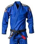 Tatami Nova 2015 BJJ GI - Blue - FREE White Belt from Tatami Fightwear