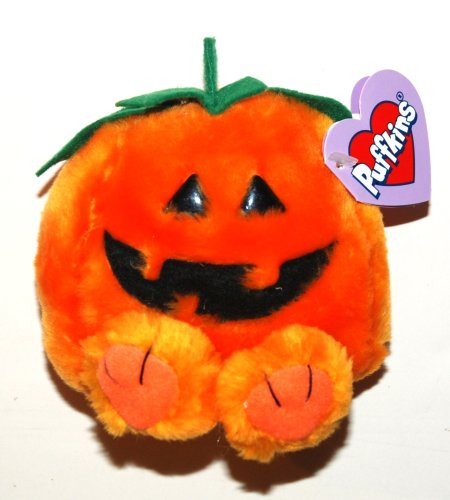 Puffkins, Limited Edition - Gourdy the Pumpkin  (1 Each) - 1