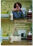 Jeanne Dielman 23 Quai Du Commerce (The Criterion Collection)