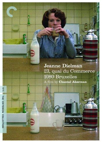 Criterion Collection: Jeanne Dielman 23, Quai Du Commerce, 1080 Bruxelles [DVD] [1975] [Region 1] [US Import] [NTSC]