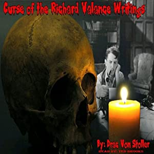 Curse of the Richard Valance Writings Audiobook