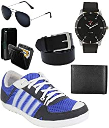Lime offers combo of casual shoes and wallet watch belt sunglasses and cardholder (7)