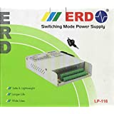 ERD 16 Channel Power Supply For Cameras