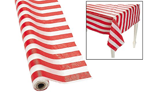 fun-express-red-and-white-striped-tablecloth-roll