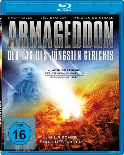 Armageddon - Der Tag des jüngsten Gerichts [Blu-ray]