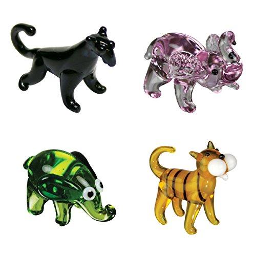 Looking Glass Jungle Creatures Miniature Figures