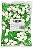 Haribo Gummy Candy, Frogs, 5-Pound Bag