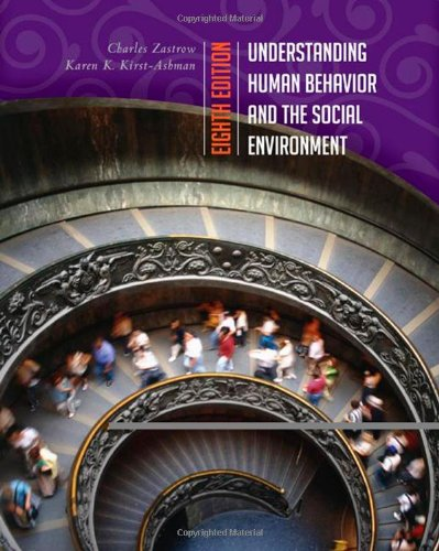 Understanding Human Behavior and the Social Environment...