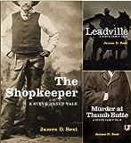img - for Steve Dancy Tales, Three Novel Box Set book / textbook / text book