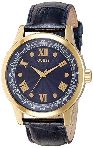 Guess  W0662G3 - Reloj de lujo para hombre, color azul / negro