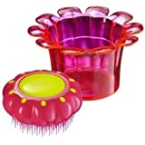 Tangle Teezer Brosse Dmlante Magic Flowerpot Princess Pink ( 6 pétales )