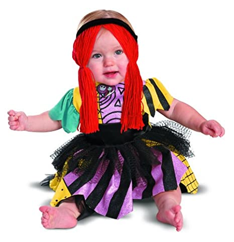 Nightmare Before Christmas Sally Costume for Baby