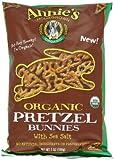 Annie's Homegrown Organic Pretzel Bunnies, 7-Ounce (Pack of 6)