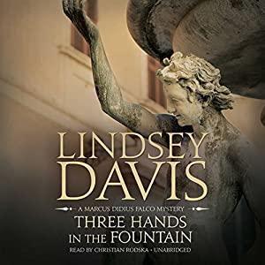 Three Hands in the Fountain Audiobook