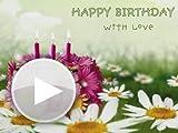 Amazon eGift Card - Birthday Flowers (Animated) [American Greetings]