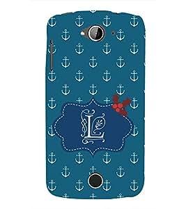 EPICCASE anchor of L Mobile Back Case Cover For Acer Liquid Z530 (Designer Case)