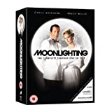 Moonlighting : The Complete Seasons 1 to 5 [DVD] [2009]by Cybill Shepherd