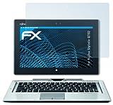 2 x atFoliX Fujitsu Stylistic Q702 Screen Protector - FX-Clear crystal clear