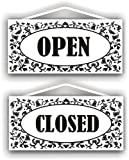 Open - Closed double sided sign for Indoor or Outdoor use by MySigncraft