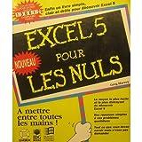 echange, troc G.Harvey/ - Excel 5 pour les nuls