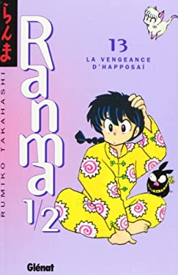 Ranma 1/2, tome 13 : La Vengeance d'Happosaï