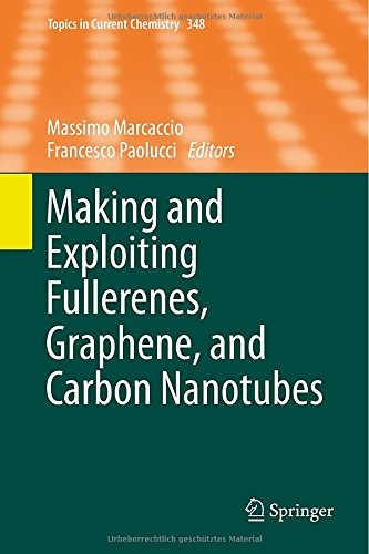 Making And Exploiting Fullerenes, Graphene, And Carbon Nanotubes (Topics In Current Chemistry)