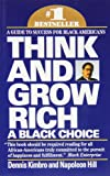 Think and Grow Rich: A Black Choice (0449219984) by Kimbro, Dennis