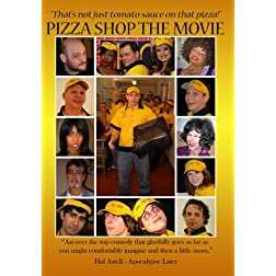 Pizza Shop: The Movie
