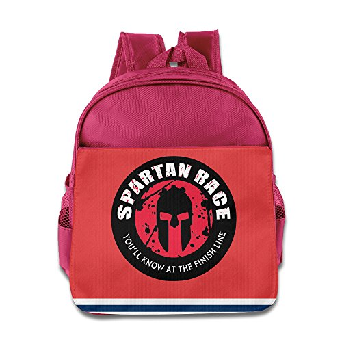 [BADDY Spartan Race Kids / Baby School Backpack Bags For Boys Girls] (Halo Spartan Suit For Sale)