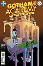 Gotham Academy Second Semester #3 Var Ed by…