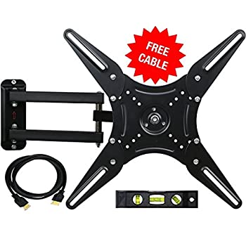 SPINC SP Mount-It! LCD TV Wall Mount Bracket with Full Motion Swing Out Tilt and Swivel Articulating Arm for 23-55' Flat Screen Displa at Sears.com