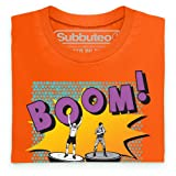 Official Subbuteo - Boom! Organic T Shirt, Mens