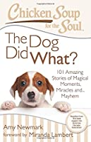Chicken Soup for the Soul: The Dog Did What?: 101 Amazing Stories of Magical Moments, Miracles and... Mayhem
