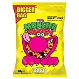 Monster Munch Roast Beef Snacks 12x98g