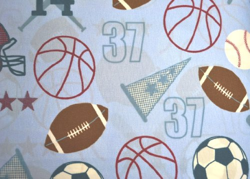 Kids Sports Bedding For Boys front-40075
